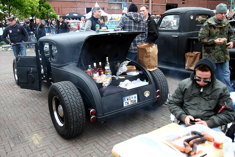 Hot Rod Bar