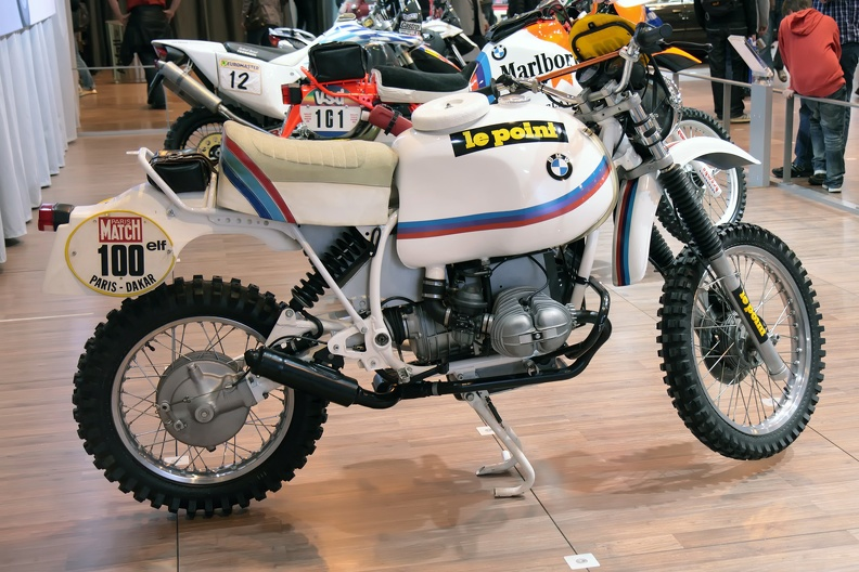 BMW R80 Paris Dakar