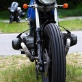 BMW R100RS Shiloutte